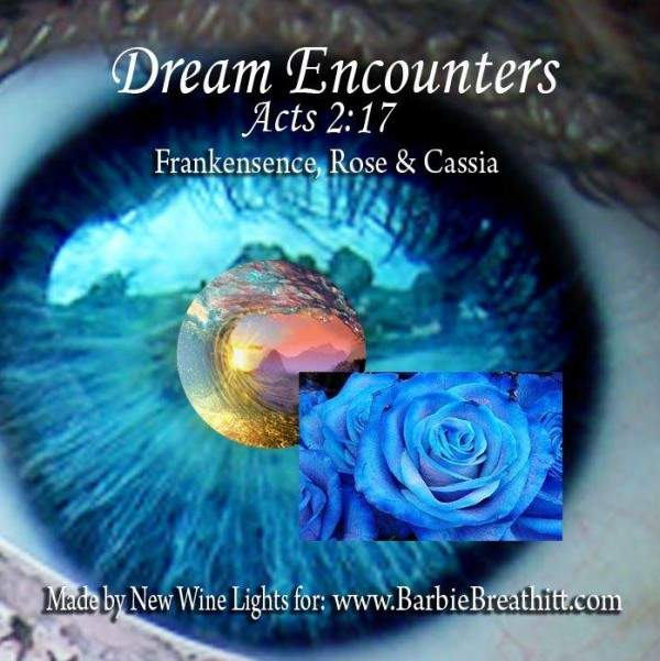 Dream Encounter Anointing Oil