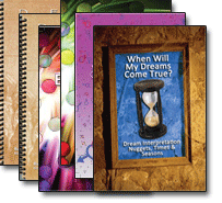 Dream Symbols Vol 1-4, Dream Sexology & When WIll My Dreams Come