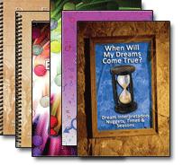 Dream Symbols Vol 1-4, Dream Sexology & When WIll My Dreams Come